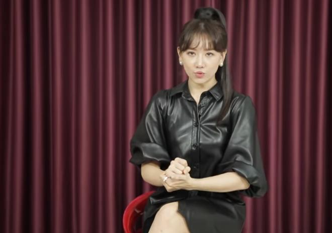 Hari Won: 'Khi Trấn Thành hôn Ninh Dương Lan Ngọc, tôi quên đó là chồng mình' 1