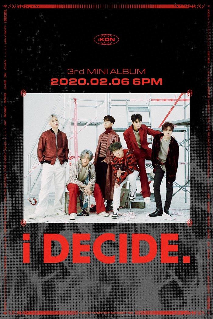 Bất ngờ chưa, ca khúc chủ đề mới của iKON do chính B.I sáng tác 1