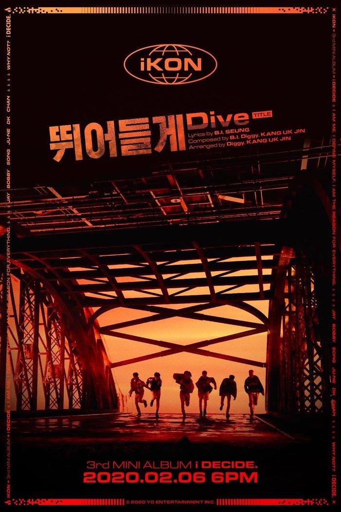 Bất ngờ chưa, ca khúc chủ đề mới của iKON do chính B.I sáng tác 0
