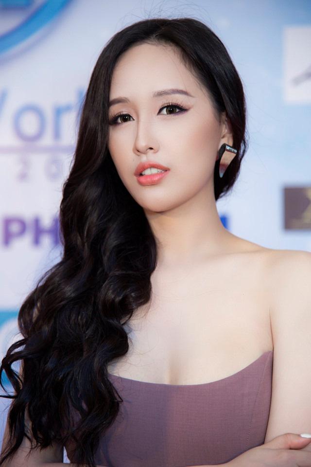 Hoa hậu Mai Phương Thúy: Tôi không bị hoảng sợ hay lo lắng trước dịch Corona 1