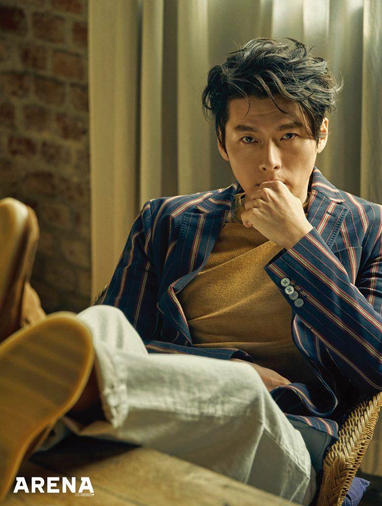 'Đàn ông Thiên Bình' Hyun Bin: Mỹ nam hoàn hảo trong mơ của hàng triệu phụ nữ 3