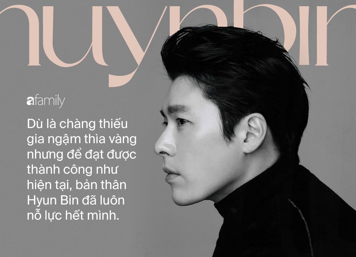 'Đàn ông Thiên Bình' Hyun Bin: Mỹ nam hoàn hảo trong mơ của hàng triệu phụ nữ 5