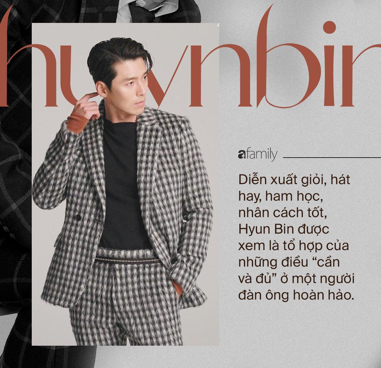 'Đàn ông Thiên Bình' Hyun Bin: Mỹ nam hoàn hảo trong mơ của hàng triệu phụ nữ 9