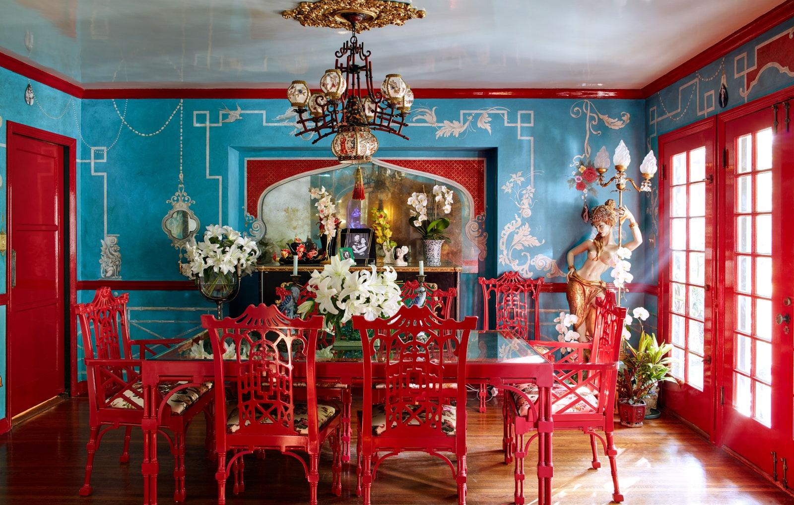 Ngôi nhà đẹp như trong cổ tích của mỹ nhân đắt giá nhất Hollywood 8