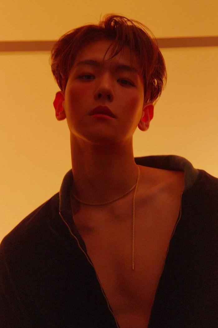 Chán hờ hững, bí ẩn, Baekhyun (EXO) 'hack tuổi' với concept pyjama tinh nghịch trong loạt ảnh teaser comeback solo 8