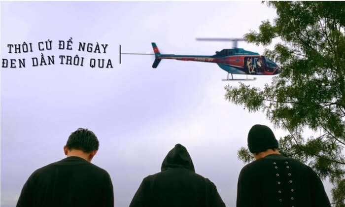 Bị phàn nàn vì sử dụng hình ảnh Đen Vâu trong MV mới, Thái Vũ nói gì? 0