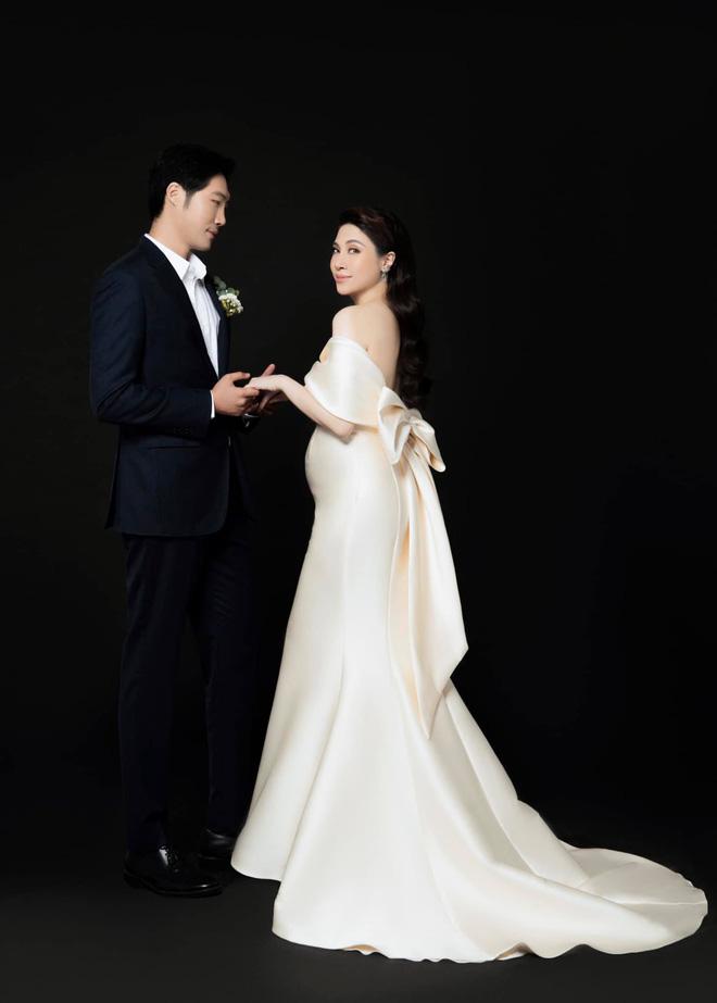 Cô rất hạnh phúc khi có một người chồng như Emmanuel Shin.