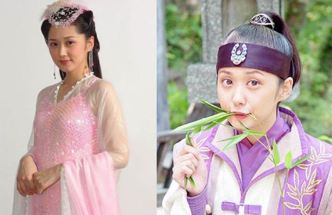 Jang Nara từng rất nổi tiếng với 'Công chúa bướng bỉnh', bộ phim được quay tại Trung Quốc.