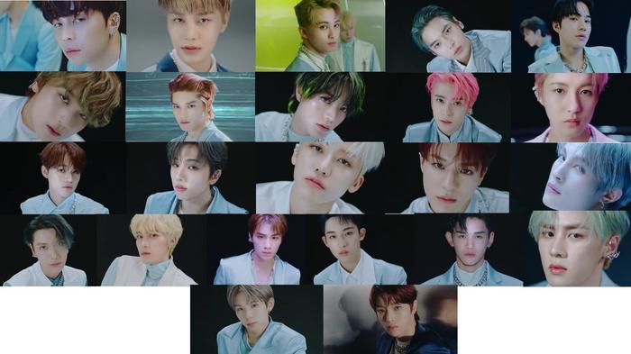 Hai 'mẩu' mới của NCT 2020 chính thức lộ diện: Chưa biết hát rap thế nào, visual cũng đủ khiến fan say 'đứ đừ' 2