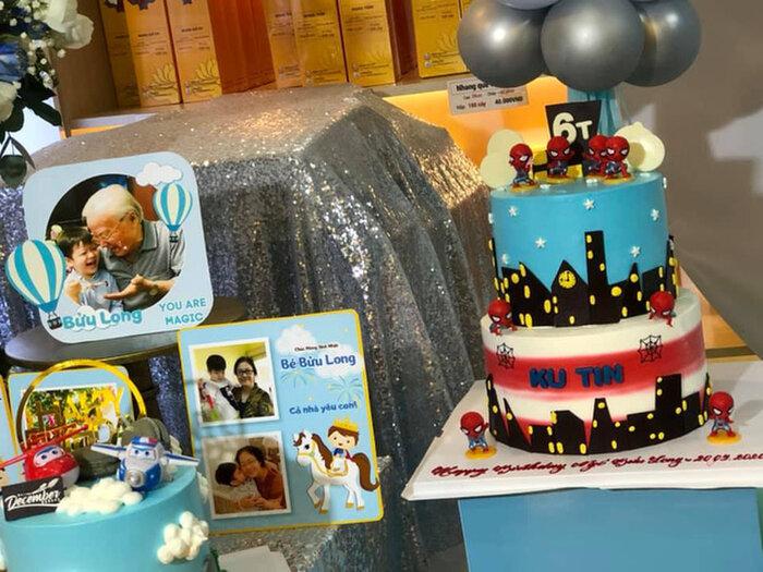 Nhật Kim Anh bị chồng cũ gỡ hết hình chụp với con trai trong tiệc sinh nhật 2