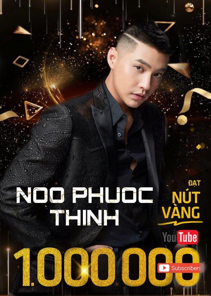 Sau MV cùng dự án live ấn tượng, Noo Phước Thịnh chính thức gia nhập hội nút vàng của Vpop 0