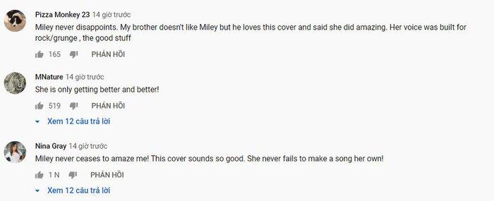 Miley Cyrus 'thả xích' bản cover của bản hit kinh điển Heart Of Glass, fan trầm trồ: 'Nữ hoàng của cover là đây' 1