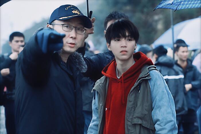 Hai thành viên TFBoys Vương Tuấn Khải và Dịch Dương Thiên Tỉ tranh giành vai diễn? 4