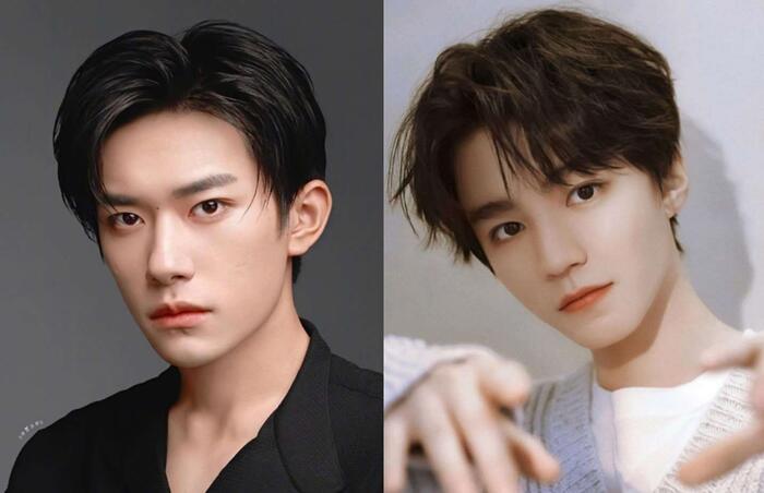 Hai thành viên TFBoys Vương Tuấn Khải và Dịch Dương Thiên Tỉ tranh giành vai diễn? 5
