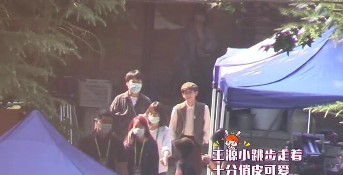 Không còn là tin đồn, Chu Nhất Long và Bạch Vũ tái hợp, Vương Tuấn Khải, Vương Nguyên tiếp tục đóng phim chung 4