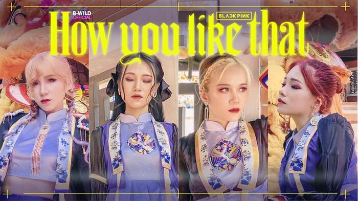 Liz Kim Cương 'bắt tay' 2 nhóm nhảy từng chiến thắng cuộc thi của YG, 'quẩy' Lovesick Girls (BlackPink) 'tưng bừng' đường phố 2
