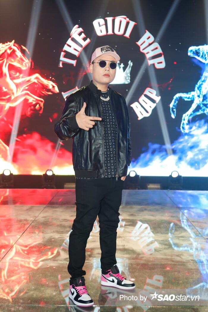 Rapper LK và tôn chỉ làm nghề: Tôi chưa từng nghĩ sẽ tranh đua hơn thua với ai 0