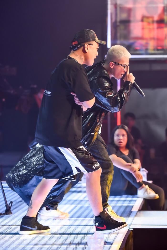Rapper LK và tôn chỉ làm nghề: Tôi chưa từng nghĩ sẽ tranh đua hơn thua với ai 1
