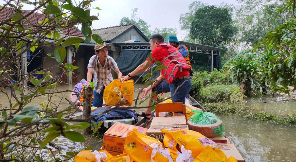 Xuất cấp 4.000 tấn gạo hỗ trợ Quảng Bình, Quảng Trị, Thừa Thiên Huế, Quảng Nam 0