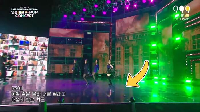 Gặp sự cố khi đang biểu diễn, Irene (Red Velvet) thể hiện phong thái chuyên nghiệp khi xử lí chỉ trong tích tắc 5