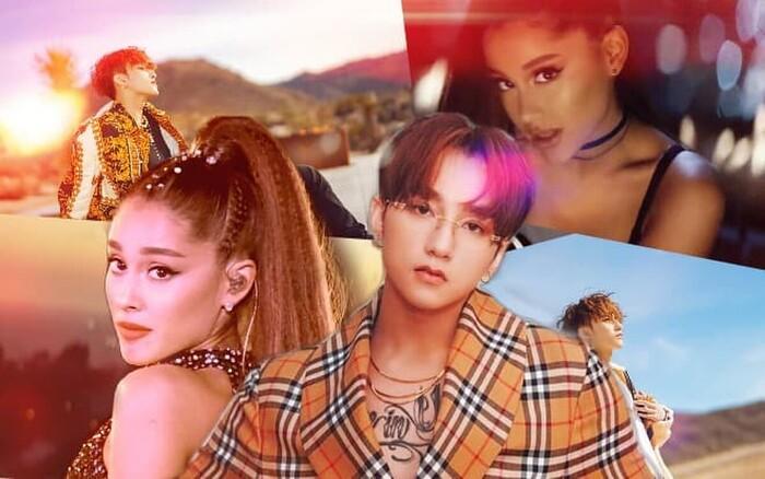 Hóa ra Sơn Tùng M-TP cũng đang mê mệt Positions từ 'tiểu diva' Ariana Grande 1