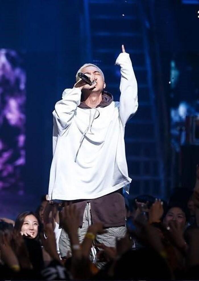 Tiết mục đẫm nước mắt của ICD trong King of Rap bỗng gợi nhớ về một Mino thật ngầu với Fear tại Show Me The Money 2