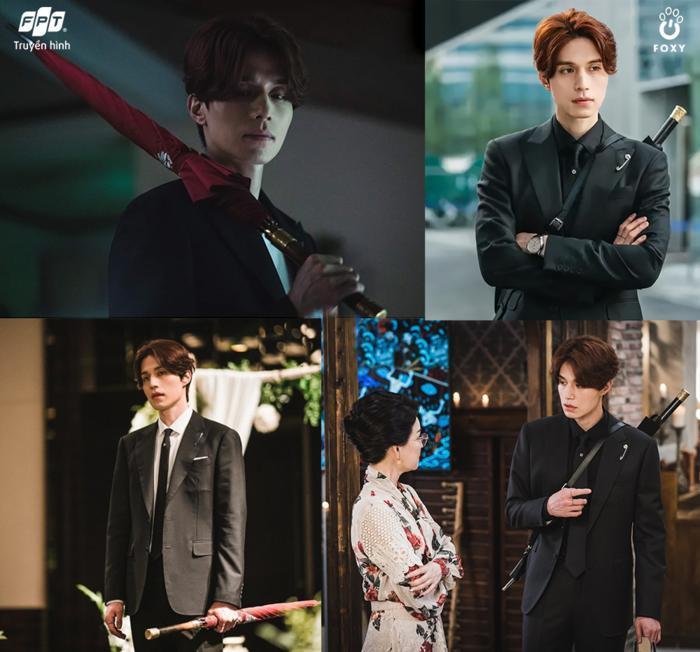 3 món đồ gắn liền với sự nghiệp diễn xuất của 'hồ ly' Lee Dong Wook 9