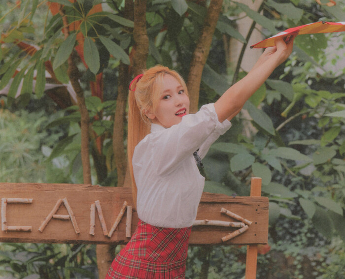Sau rối loạn lo âu, Mina (Twice) lại bị thương khi tập bài hát mới 2