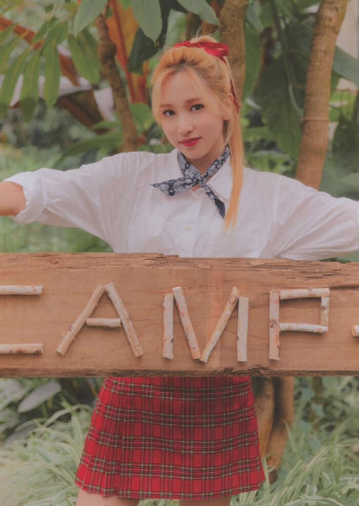 Sau rối loạn lo âu, Mina (Twice) lại bị thương khi tập bài hát mới 0
