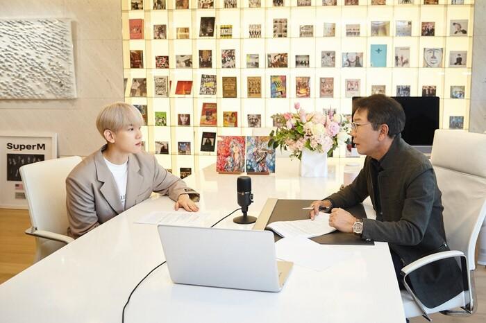 Chủ tịch SM - Lee So Man: 'Sự ra đời của AESPA mang tính cách mạng' 0