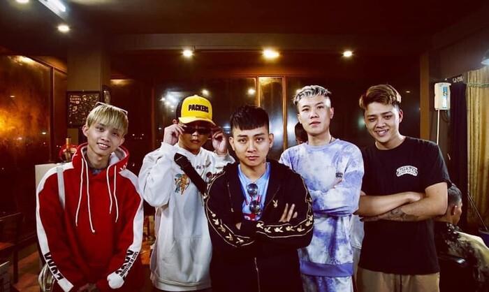 Vai trò của Hoài Lâm trong nhóm nhạc mới: Không chỉ hát chính mà kiêm luôn cả rapper 2