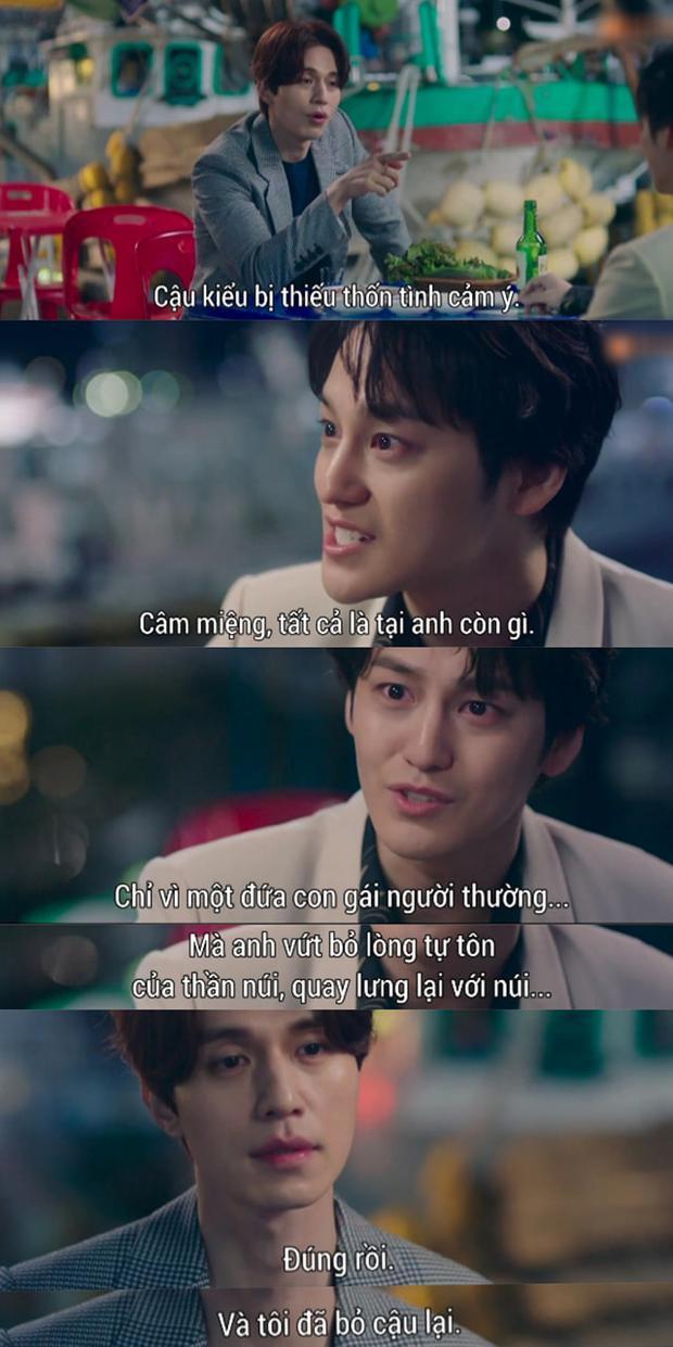 Bạn trai tôi là hồ ly: Kim Bum biến thành kẻ xấu vì quá thèm khát tình cảm tình thân từ Lee Dong Wook 5