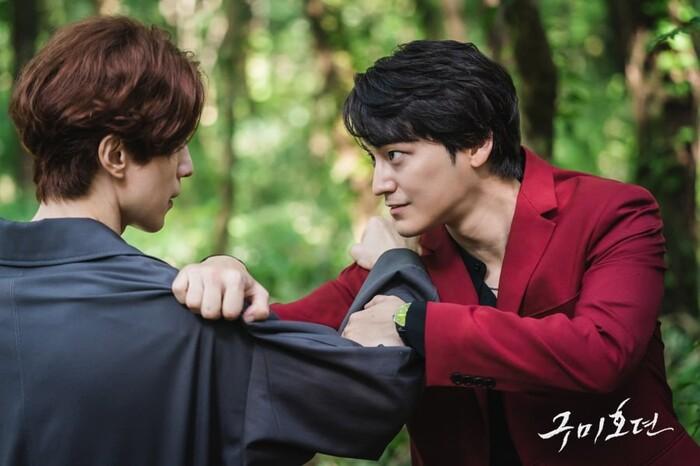 Bạn trai tôi là hồ ly: Kim Bum biến thành kẻ xấu vì quá thèm khát tình cảm tình thân từ Lee Dong Wook 3