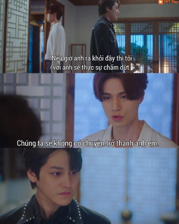 Bạn trai tôi là hồ ly: Kim Bum biến thành kẻ xấu vì quá thèm khát tình cảm tình thân từ Lee Dong Wook 8