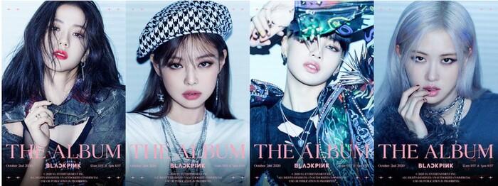 Black Pink lựa chọn ca khúc yêu thích nhất của mỗi thành viên trong 'The Album' 0
