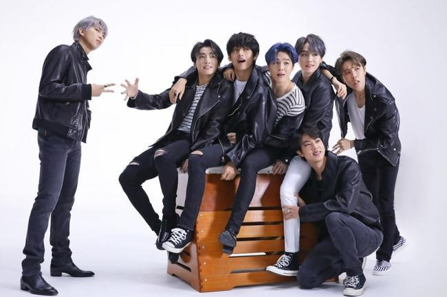 BTS lập kỉ lục, sở hữu album thứ 2 đạt chứng nhận bạch kim tại Mỹ 0