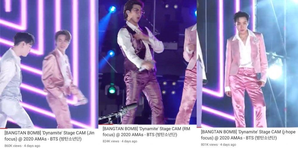 Mang danh 'anh áo vest hồng', Jungkook (BTS) thu về lượt xem fancam khủng 3