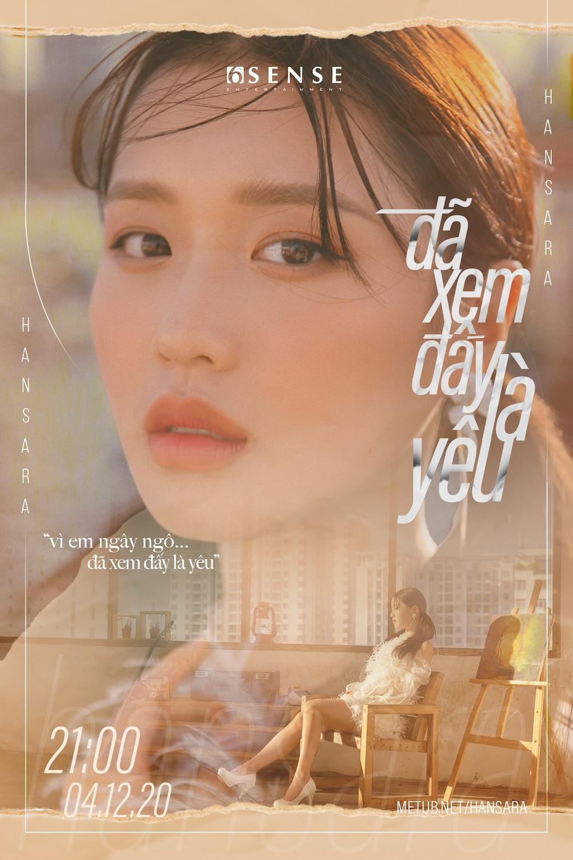 Nhạc sĩ Châu Đăng Khoa nhận xét đây chính là ca khúc hay nhất của Han Sara... 1
