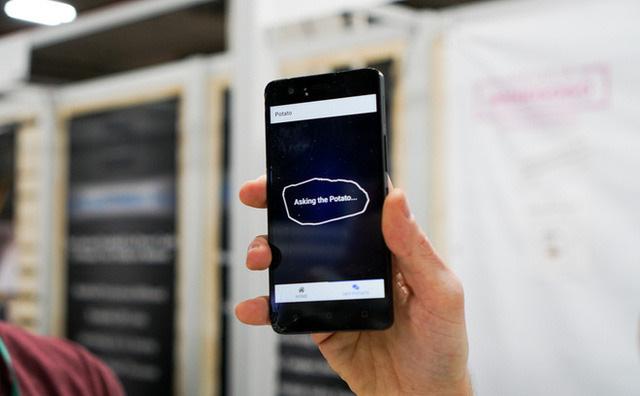 Dạo một vòng CES 2020 bắt gặp startup rao bán khoai tây 'thông minh' 4