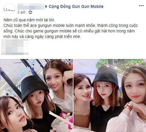 Gái xinh Gun Gun lại khiến người xem 'chảy nước miếng' khi đăng loạt ảnh chúc Tết 3