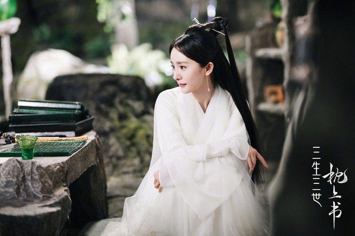 Đẹp xuất sắc trong 'Tam sinh tam thế chẩm thượng thư': Dương Mịch là chị, em là Nhiệt Ba! 0