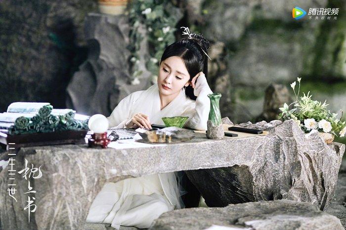 Xinh đep tựa tiên nữ.