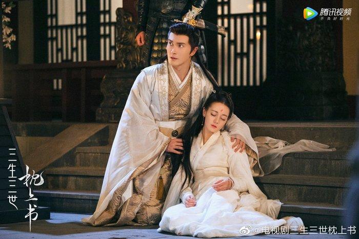 Đẹp xuất sắc trong 'Tam sinh tam thế chẩm thượng thư': Dương Mịch là chị, em là Nhiệt Ba! 8