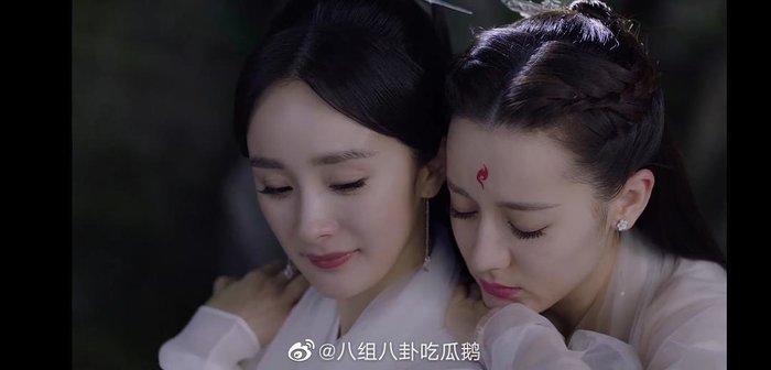Đẹp xuất sắc trong 'Tam sinh tam thế chẩm thượng thư': Dương Mịch là chị, em là Nhiệt Ba! 17
