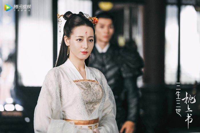 Đẹp xuất sắc trong 'Tam sinh tam thế chẩm thượng thư': Dương Mịch là chị, em là Nhiệt Ba! 12