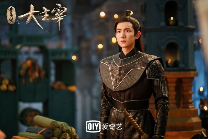 Đẹp xuất sắc trong 'Tam sinh tam thế chẩm thượng thư': Dương Mịch là chị, em là Nhiệt Ba! 24