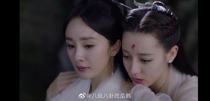 Đẹp xuất sắc trong 'Tam sinh tam thế chẩm thượng thư': Dương Mịch là chị, em là Nhiệt Ba! 18