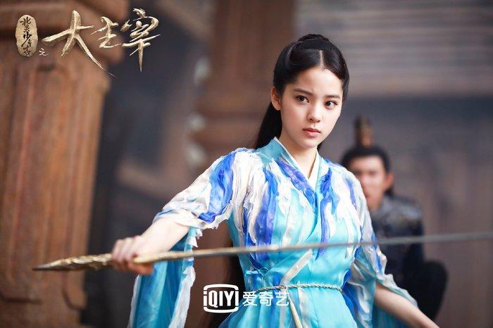 Đẹp xuất sắc trong 'Tam sinh tam thế chẩm thượng thư': Dương Mịch là chị, em là Nhiệt Ba! 23