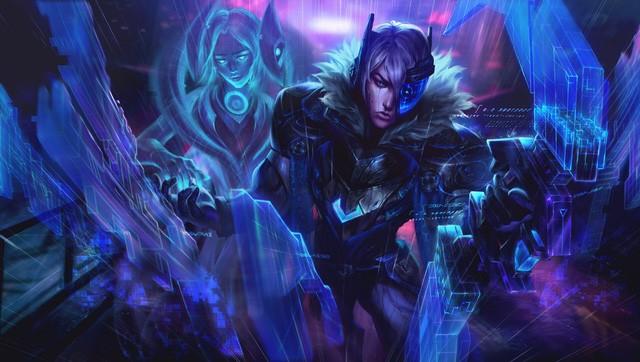 LMHT: 3 vị tướng đã 'mọc rêu' vì bị Riot Games bỏ quên hơn 1 năm trời 3