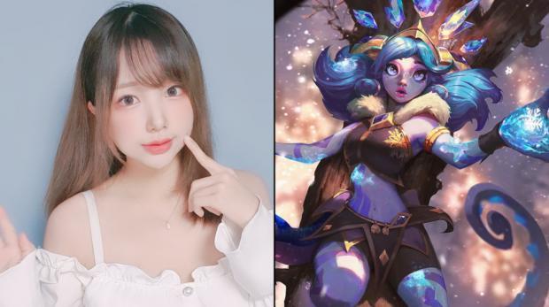 Nữ cosplayer Hàn Quốc khiến cộng đồng LMHT phát sốt vì hóa thân thành Neeko Mùa Đông Kỳ Diệu chân thực tới từng chi tiết 0